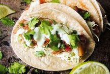 Mexican and Tex-Mex Recipes / Mexican and Tex-Mex recipes, perfect for Cinco de Mayo, Fiesta parties or any time you need a culinary trip south of the border!