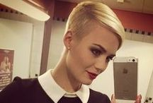 ➤ Cheveux courts / Cheveux coupe soin