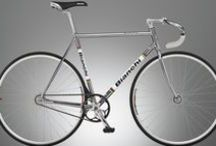 BIKE / Bianchi Pista Chrome / Gathering of Chrome Bianchi Pistas. :) #fixie #fixed #fixedgear #bianchi #bianchipista #chrome #fixedbianchi #bikersway