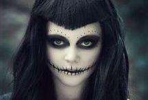 ➤ Make up Halloween