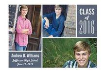 Graduation 2017 Announcements, Invitations & Party supplies / Graduation 2017 invitations, announcements and personalized grad party supplies