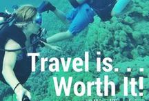 Traveling on Holiday / Travel Tips, ideas, blogs