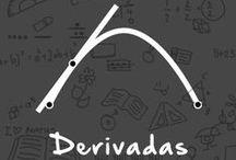 Derivadas / En este tablero encontrarás todo lo relacionado con Derivadas, también puedes acceder a nuestro sitio web http://vitual.lat/derivadas/