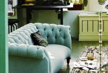 Home & Decor / Inspiring ideas for living spaces / by Crystal Sullivan