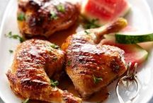 - Chicken Recipes - / - I love trying out new recipes and coming up with my own! Cooking has become a passion of mine. -