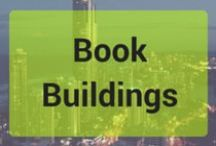 Book Buildings / Images of beautiful buildings that house books.