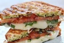 Recipes~soup/salad/sandwiches / .Love Salads etc / by Julie