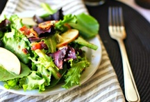 - Salad - / - I could eat a salad every single day. Clean eating. -