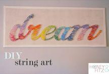 Crafty Corner / Fun crafty ideas