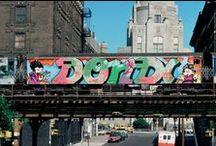 Graffiti / It's all about burning & bombing