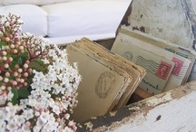 OlD lEtTeRs / Love old letters and their look!