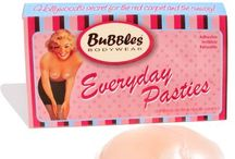 Problem Solving Accessories / by Bubbles Bodywear