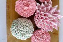 Cupcakes! / by Sarah M Schultz Designs | Busybee's Creation