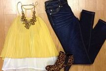 - Outfits - / - Inspiration for new outfits. -