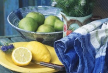 LeMoNs~ / I love lemons. . . I love to cook with lemons, use lemons in vases around the house and I love the scent of lemons! / by Julie !