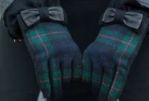 - Gloves - / - Nothing like a cute pair of gloves for the winter time. -