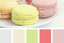 Color Palettes / by Sarah M Schultz Designs