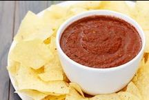 - Salsa - / - I'm always trying out new and creative recipes. -