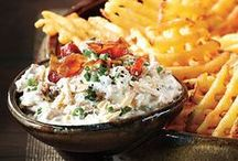 - Dips - / - All sorts of recipes for Football parties! -