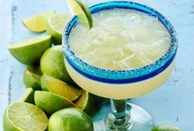 - Margaritas - / - Hello Summer! I need to create my own skinny girl margarita, a healthy version without being bottled. -