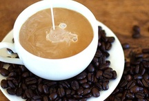 - Coffee - / - My morning savior! Coffee, espresso, latte, mocha, cappuccino... whether hot or cold, they're all amazing! -
