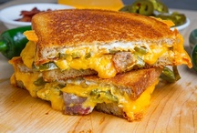 - Grilled Cheese - / - The ultimate comfort food. :) -