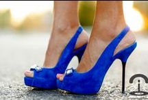- Slingbacks - / - Slingbacks are by far my favorite type of heel. They're so much more comfortable. -