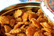 - Chex Mix - / - Salty, sweet, or savory versions of the original recipe. -