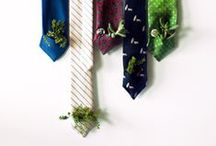 tie it up (upcycling ties)