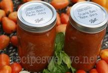 Canning & Preserving  / Canning & Preserving Tips for our Garden Fresh Veggies! / by Melissa Kimmen