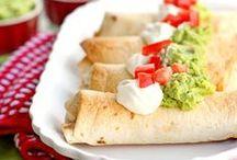 - Burritos -