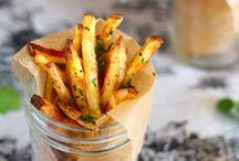 - Fries -