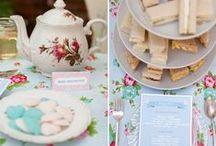 Vintage tea party / by Sandra Garcia