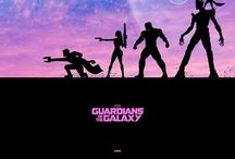 ~Guardians of the Galaxy~ / As my favourite Marvel movie, I decided it deserved a board all on its own!!  Enjoy ;)