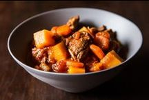 Food -  stews and casseroles