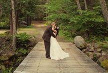 Almay Ranch Weddings / Weddings at Almay Ranch in the Trinity Alps.