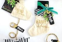 Oh What Fun / Oh What Fun Christmas is. Christmas crafts and DIY gift wrap.