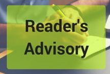 Reader's Advisory / Are you wondering what to read next? We can help!