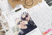 2017 Planners / Check out inspiration using the 13 different Heidi Swapp Memory Planners for 2017.