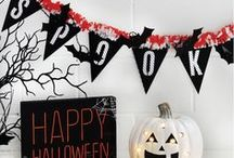 Halloween / Trick or treat yo' self this Halloween with Heidi's newest hocus-pocus collection! Charming, spooky décor help you host a perfectly creepy costume party or Halloween bash.