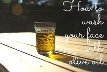 diy beauty and household products