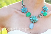Jewelry Box :: Necklaces/Pendants / I love jewelry and the bigger the statement my necklace makes, the better!