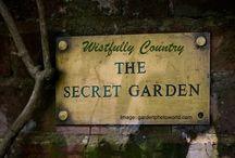 garden . SECRET / by Denise Mares