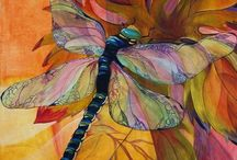 nature . DRAGONFLY / by Denise Mares