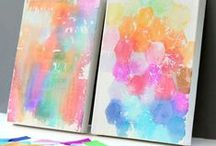 Kindergarten Crafts / Fall | Spring | Summer / by Kirsten Horton