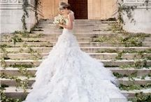 Gorgeous Gowns / Wedding gowns