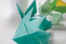 Thank MerryHalloweenmas Bunny.   / Holiday decorations