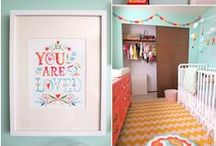 Nurseries & Kids Rooms / by Casey Green Photography
