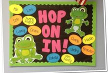 For the Classroom / My fun ideas for the classroom! / by Lisa Tinsley