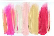 Tsjip pins | Inspiratie kleur / kleur